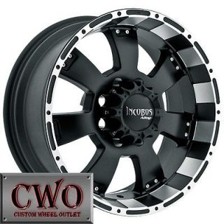 Incubus Krawler Wheels Rims 8x165.1 8 Lug Chevy GMC Dodge 2500 2500HD
