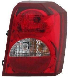 Dodge CALIBER TAIL LIGHT rear lamp New   RIGHT (Fits Dodge Caliber