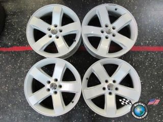 Four 09 11 Dodge Challenger Factory 18 Wheels Rims OEM Charger Magnum