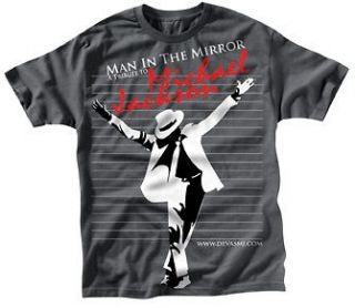 michael jackson t shirt in Mens Clothing