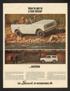 International Harvester Scout in Cars & Trucks