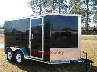 6x12 enclosed trailer in Business & Industrial