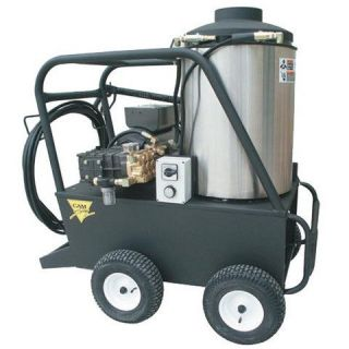 Cam Spray Professional 4000 PSI (Electric Hot Water) Pressure Washer