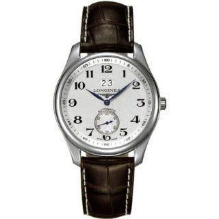 Longines Watches Longines Master Collection Automatic Big Date Back