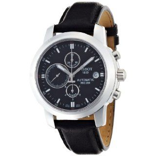 PRC200 Automatic Black Chronograph Dial Watch Watches
