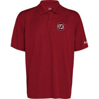 South Carolina Gamecocks Under Armour Performance Polo Shirt