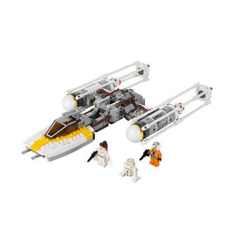 LEGO Star Wars Gold Leaders Y Wing Starfighter (9495)