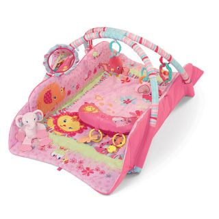 Bright Starts Baby Playplace   Pink