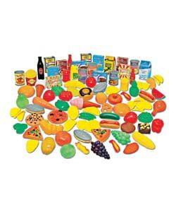 Buy Chad Valley 104 Piece Play Food Set at Argos.co.uk   Your Online