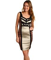 jax sleeveless colorblock sheath dress, Clothing, Women