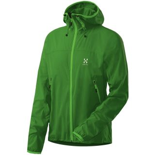 Haglofs Boa Hooded Jacket   Soft Shell (For Men)   Save 35%