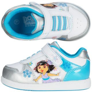 Girls   Dora the Explorer   Girls Toddler Dora Flower Court   Payless