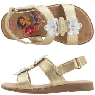 Girls   Dora the Explorer   Girls Toddler Dora Light Up Sandal