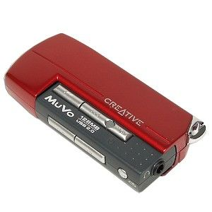 73PD028000003,  Player Usb Flash Drive, Nomad Muvo 128mb