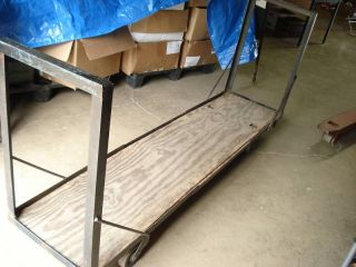 HEAVY COMMERCIAL GRADE 36 FOLDING CHAIR DOLLY   6