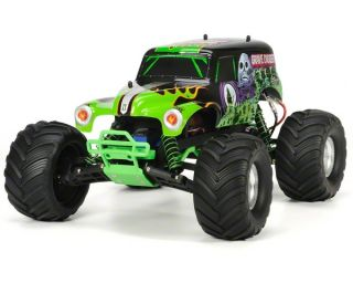 Traxxas Grave Digger Monster Jam 1/10 Scale 2WD Monster Truck