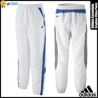ADIDAS MENS GRYPHON CLIMACOOL TRACK PANTS SIZE S M L XL