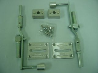 1932 1933 1934 Ford Suicide Door Lock Assembly Kit NEW