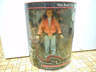 NIB JAMES DEAN REBEL ROUSER DOLL THE LEGEND LIVES ON 1994 RED JACKET