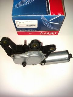 VW BORA/PASSAT REAR WIPER MOTOR/WASHER JET 1J6955711G BRAND NEW