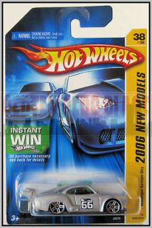 2006 hot wheels 038 volkswagen karmann ghia