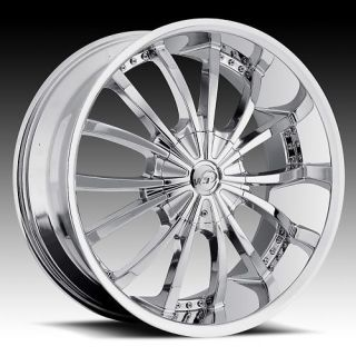 26 vct mancini wheels 6x135 6x5 5 chrome 26 inch