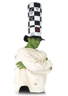 NEW Mens American McGees Mad Hatter Hat Adult Halloween Costume Hats