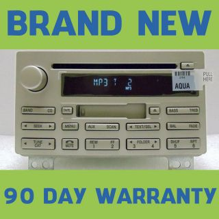 Lincoln NAVIGATOR Ford Expedition Radio CD Player 05 06 6L7T 18C868 AC