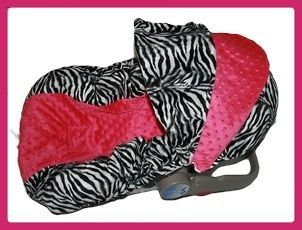 new infant minky car seat cover for graco evenflo zita
