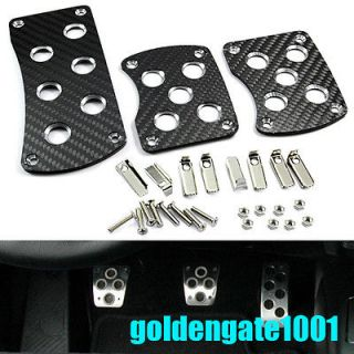 Newly listed Aluminum Alloy Brake Clutch Manual Pedal Real Carbon