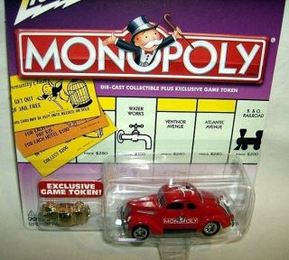 jl 1 64 monopoly 1937 ford coupe hot rod kentucky