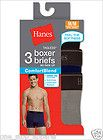 hanes mens comfortblend p3 boxer brief 7549p3 more options bottoms