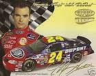 Jeff Gordon Nascar Postcard Hero Card Assortment 19 Postcards