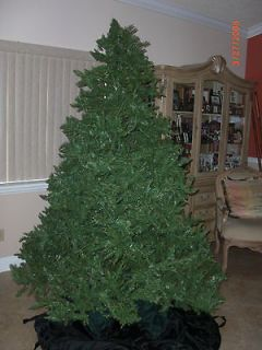 spruce artificial christmas trees in Home & Garden
