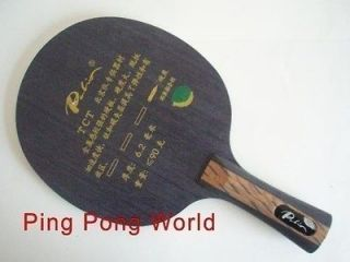 palio tct ti carbon ping pong table tennis blade from