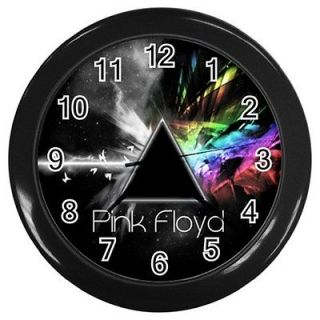 PINK FLOYD wall clock (Black) 10 Size for home business shop