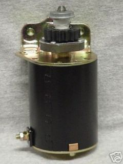 starter for briggs stratton craftsman 497595 394805