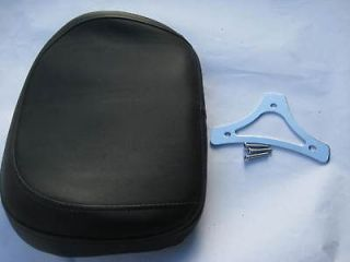 For Harley HD Sissybar backrest Touring Pad Road king Ultra Glide