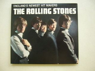 THE ROLLING STONES 1st Englands Newest Hitmakers SACD Hybrid RARE