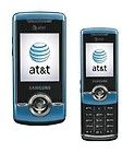 layer samsung sgh a777 blue at t slider cellular phone