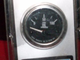 electric oil pressure gauge in Oil Pressure Gauges