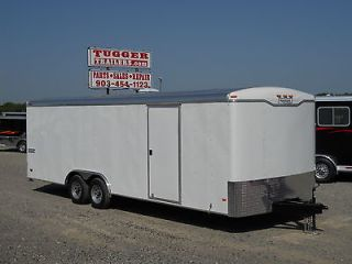24 8.5x24 HAULMARK TRANSPORT Car Hauler ATV/Motorcyle Trailer