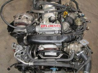 TOYOTA TACOMA 4RUNNER HILUX SURF TURBO DIESEL ENGINE MANUAL TRANS ECU