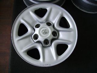 toyota tundra sequoia land cruiser 18x8 factory oem 5 lug wheel rim 1