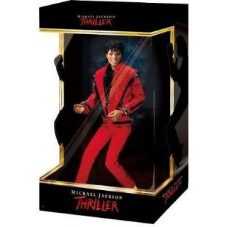 TOYS MICHAEL JACKSON Thriller PV Collection Doll ACTION FIGURE