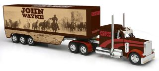 STYLE SERIES 2 DIECAST 132 TRUCK LONG HAULER TRAILER SEMI TOY MODEL