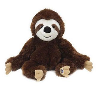 Webkinz Virtual Pet Plush   SLOTH (9 inch)   Stuffed Animal Toy