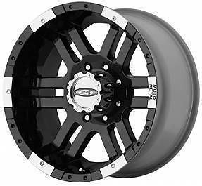 16 Inch 6 Lug 6x5.5 Moto Metal BLACK RIMS Wheels Avalanche Sierra