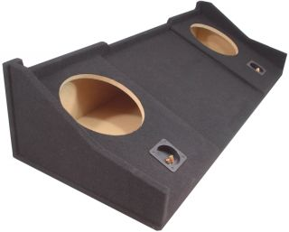 98 01 Ext Crew Cab Truck 10 Speaker Sub Box Subwoofer Enclosure