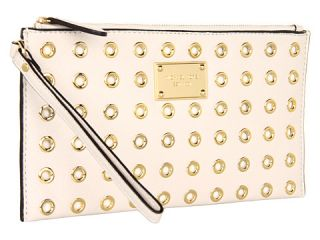 Michael Kors Jet Set Large Zip Grommet Clutch $73.99 $108.00 SALE
